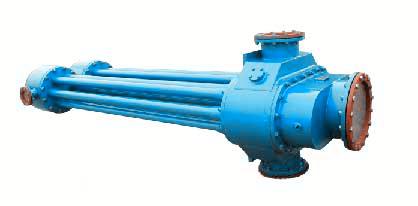 节能型多通道射水抽气器